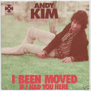 Andy Kim - I Been Moved