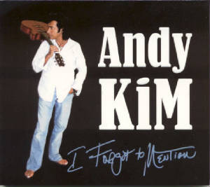 Andy Kim - I Forgot to Mention