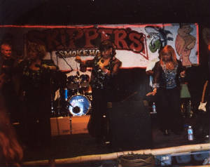The Dixie Cups in Tampa, October 2005