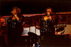 Rosa and Athelgra - The Dixie Cups, 2005
