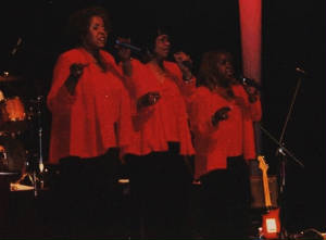 The Dixie Cups in Tampa, November 2005