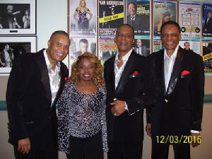 The Imperials and The Dixie Cups