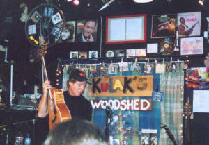 Ron Dante at Kulak's, November 2001