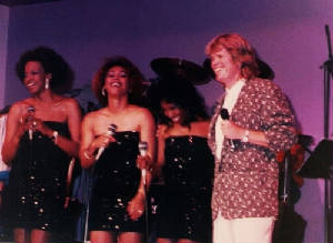 Peter Noone and The Dixie Cups