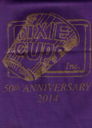 The Dixie Cups 50th Anniversary Tote