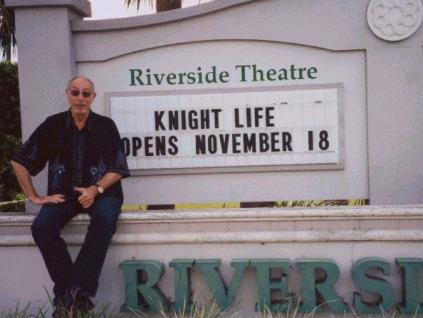 Jeff Barry in Vero Beach, November 2005
