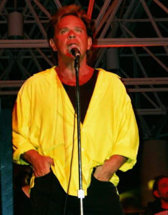 Lou Christie in Clearwater, FL July 2002