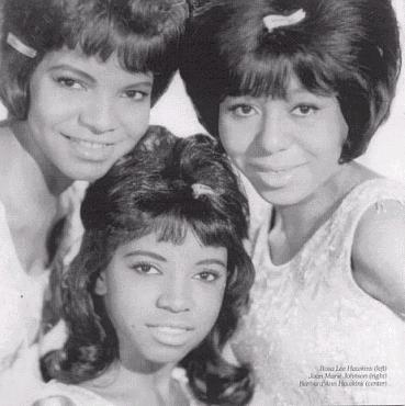 The Dixie Cups, c. 1964
