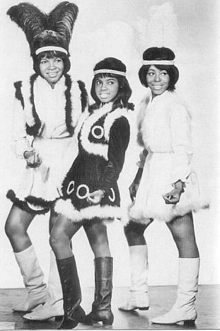 The Dixie Cups, c. 1965