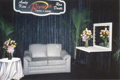 Meet and Greet room, Riviera Hotel