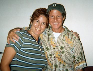 Laura & Ron Dante, Orlando, FL 08/28/2000