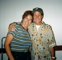 Laura and Ron Dante