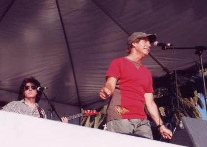 Ron Dante at RetroFest, Santa Monica, CA, 07/2000