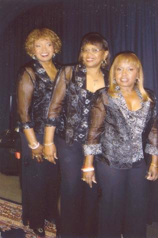The Dixie Cups at Madison Square Garden 20Sep2005